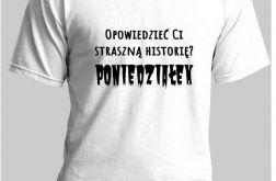 Koszulka Straszna historia