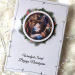 Kartka świąteczna KBN5 -