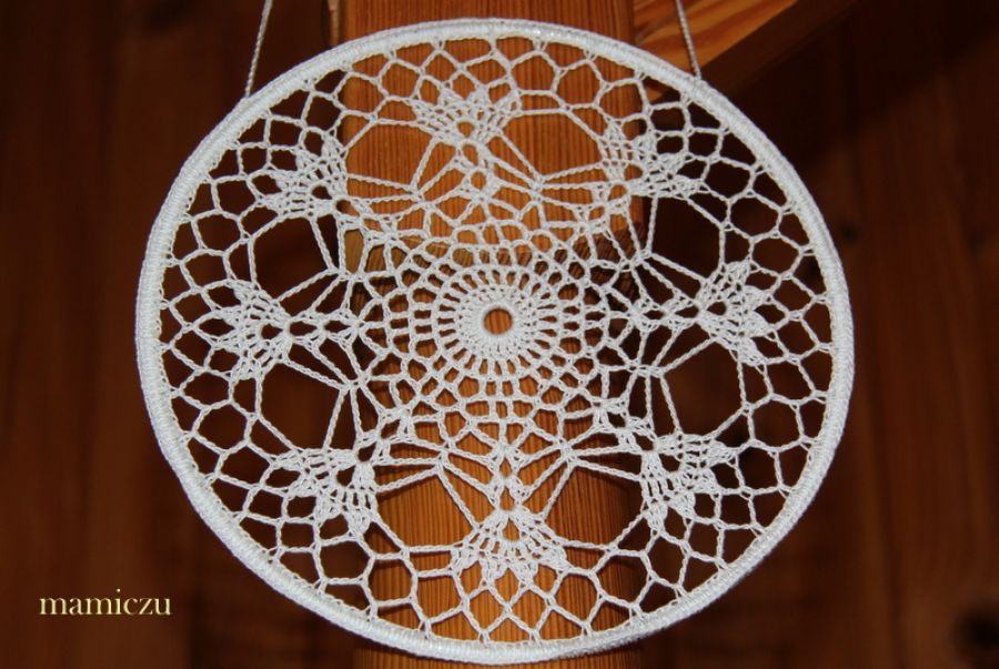 Zawieszka okrągła (1) - okienna zawieszka