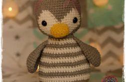 Szydełkowy Pingwinek