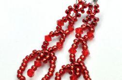 Czerwona plecionka
