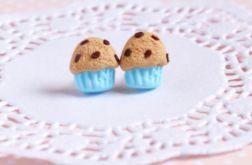 Muffinki błękitne - sztyfty