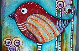 Ptaszek czerwony