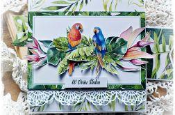 Ślubne papużki