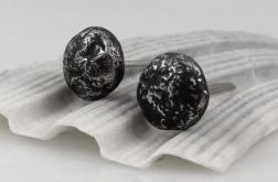 Pomarszczone - srebrne sztyfty 151014-04