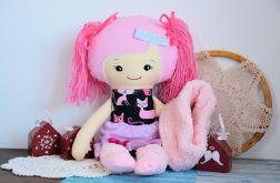 Cukierkowa lalka Edytka 43 cm - wersja zimowa
