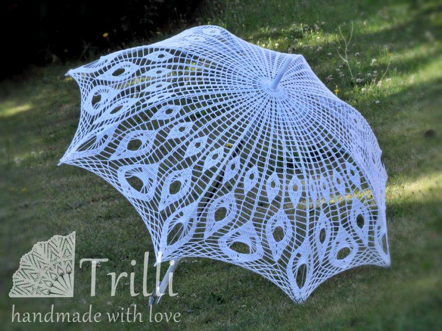 Romantyczny parasol