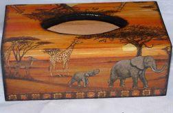 Chustecznik safarii!!