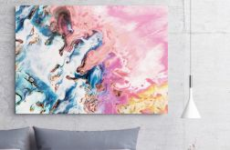 Plakat Abstrakcja Niebo 50X70 B2