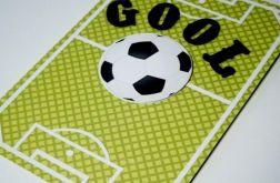 Kartka dla fana piłki nożnej