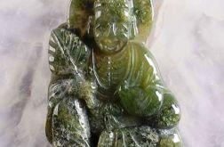 Ji Gong, figura buddyjskiego mnicha, agat