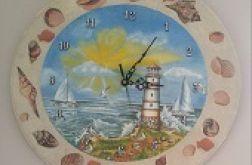 Zegar Wspomnienie z wakacji