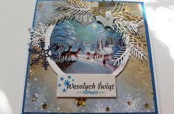 Kartka świąteczna # 1
