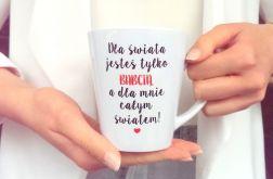 KUBEK Latte DLA BABCI