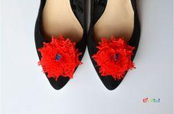 Dla mamy i córki klipsy do butów