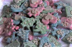 Cukierkowe zawieszki na choinkę