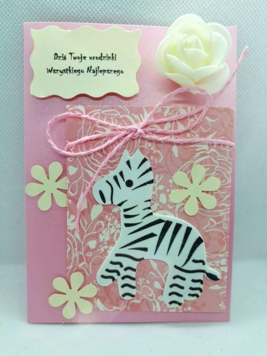 Kartka urodzinowa dziecięca #4 - 3
