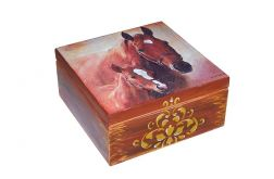 Szkatułka dla miłośników koni