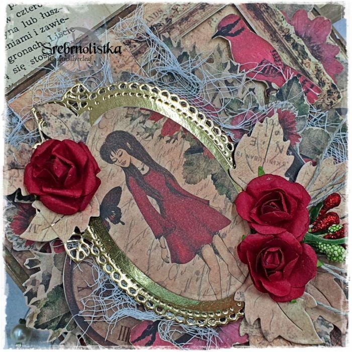 Kartka uniwersalna urodziny imieniny dzień kobiet vol 77
