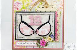 Kartka z okazji 18 urodzin #1