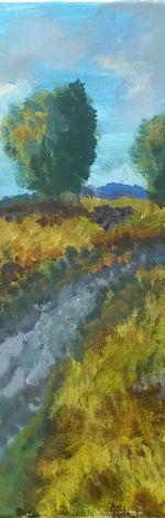 Obraz łąka
