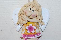 Mała Karolka - aniołek z masy solnej