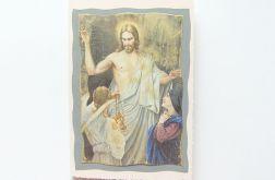 kartka z Panem Jezusem