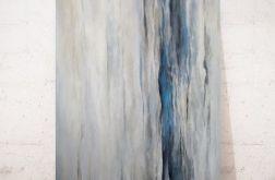 AbstrakcjaII -obraz akrylowy