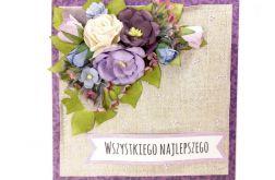 Kartka na ślub lub urodziny/imieniny - #649