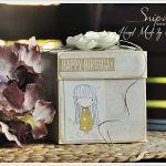 Urodzinowy exploding box dla dziecka -