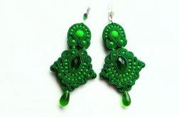 Kolczyki sutasz Green&Green