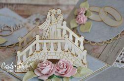 box dla nowożeńców z weneckim mostem