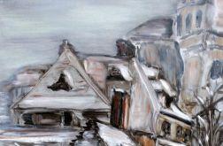 Zima w Kazimierzu