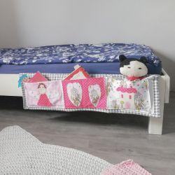 Organizer łóżeczkowy a'la Tilda