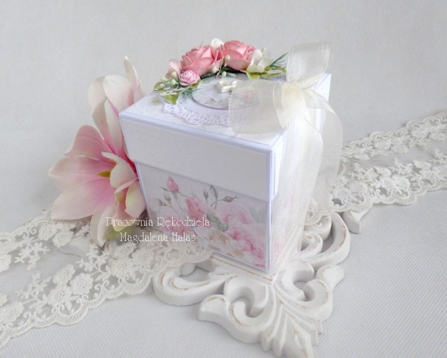 Ślubny exploding box 210 -