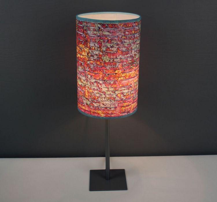 Lampa dWUFALE inter M, abażur + podstawa -