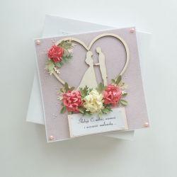 Komplet ślubny - l'amour