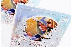 Boże Narodzenie z Maryją - kartka #3