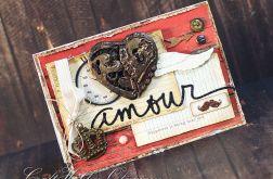 Amour - walentynka dla Niego