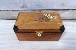 lawendowy box