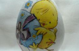 Jajko (16cm) z kurczakiem