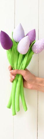 Tulipany fioletowe 2