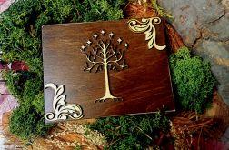 Pudełko na obrączki Władca Pierścieni
