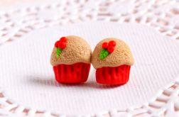 Fioletowe muffinki - sztyfty