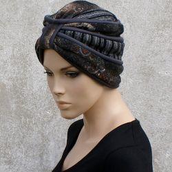 turban zimowy EWA