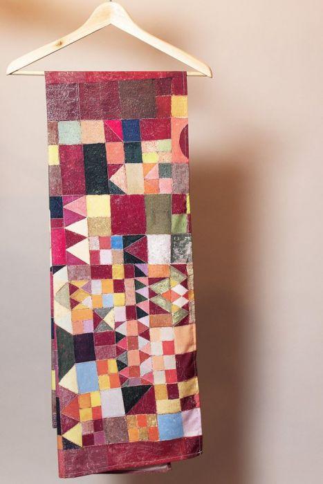 Szal - Zamek i słońce, Paul Klee
