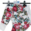 Spodnie, Alladyny, Pumpy z kieszonką rozm.86 (kwiaty)