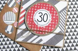 30-te urodziny :: KARTKA URODZINOWA