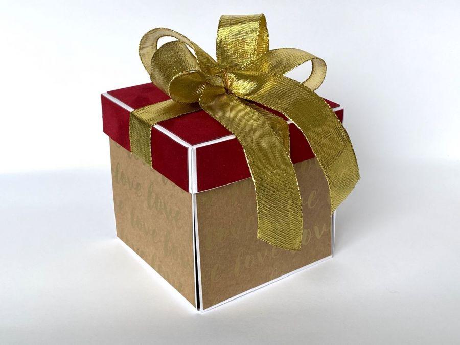 Zaręczynowy expkoding box 01 - Kocham Cię