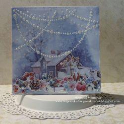 Kartka świąteczna *89